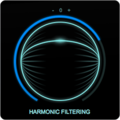 Zynaptiq ADAPTIVERB Harmonic Contour Filtering Amount Control