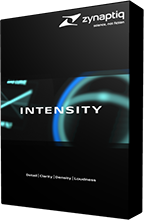 Zynaptiq INTENSITY Box-Shot