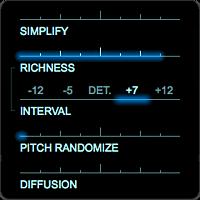 adaptiverb pitch processing
