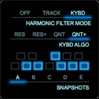 adaptiverb keyboard mode