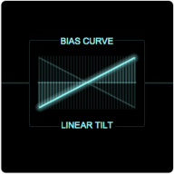 Zynaptiq INTENSITY: BIAS CURVE Icon