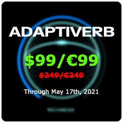 ADAPTIVERB is on sale!