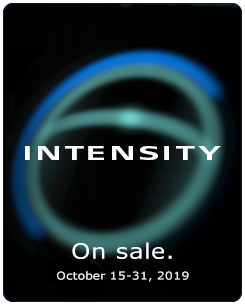 INTENSITY is on sale.